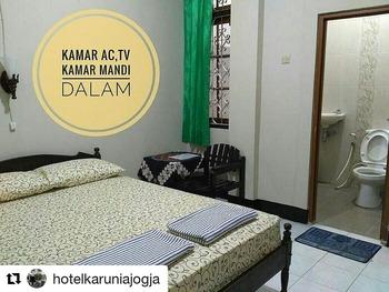 Hotel Karunia Yogyakarta - Kamar AC Regular Plan