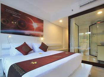 Mars City Hotel Bali - Standard Room Only Last Minute