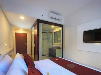 Mars City Hotel Bali - Standard Room Only Deal of The Day