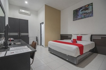 RedDoorz near Radin Intan Airport Lampung Lampung Selatan - RedDoorz Room Regular Plan