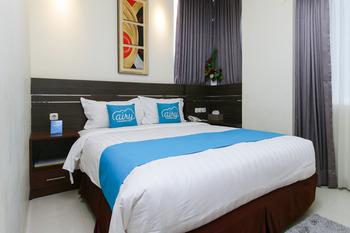 Airy Wajo Banda 37 Makassar Makassar - Deluxe Double Room with Breakfast Regular Plan