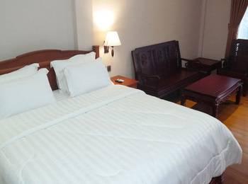 Thong's Inn Hotel Kualanamu Deli Serdang - Cottage Double Bed Regular Plan