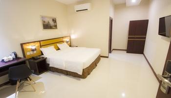 Hokkie Hotel Batam Punggur Kabil Nongsa Batam - Deluxe Double Regular Plan