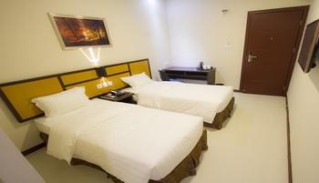 Hokkie Hotel Batam Punggur Kabil Nongsa Batam - Superior Twin Regular Plan