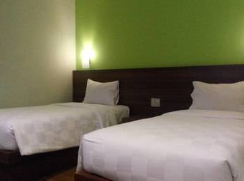 Hotel Candi Indah-AKPOL Semarang Semarang - Simple Room Tanpa Sarapan SAFECATION