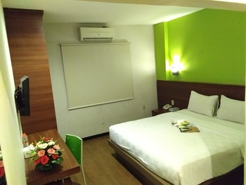 Hotel Candi Indah-AKPOL Semarang Semarang - Smart Room SAFECATION