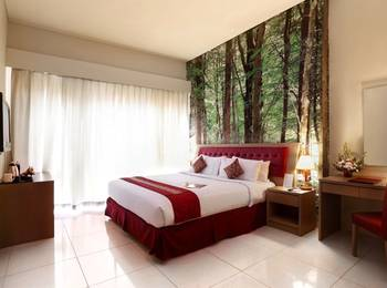 Kuta Central Park Hotel Bali - Superior Room with Breakfast Regular Plan