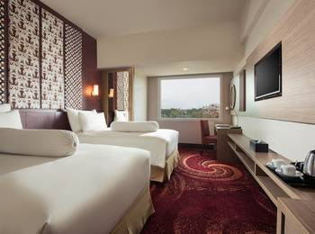 Indoluxe Hotel Yogyakarta - Superior Twin Room Only Promo Stay Hepi