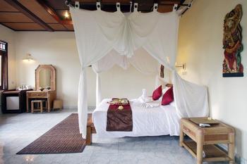 Nick's Hidden Cottages Ubud - Deluxe Room Regular Plan
