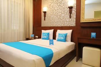 Airy Cicendo Otten 6 Bandung - Deluxe Double Room Only Regular Plan