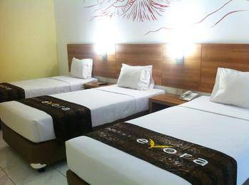 Evora Hotel Surabaya - Family Evora  Regular Plan