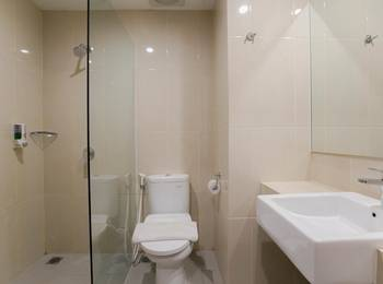 Evora Hotel Surabaya - Smart Evora Twin Room Only Regular Plan