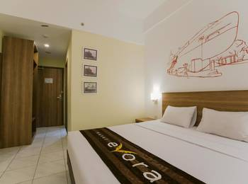 Evora Hotel Surabaya - Smart Evora Double Regular Plan