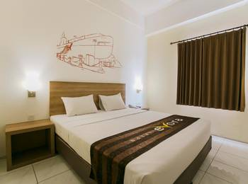 Evora Hotel Surabaya - Smart Evora Double Room Only Regular Plan