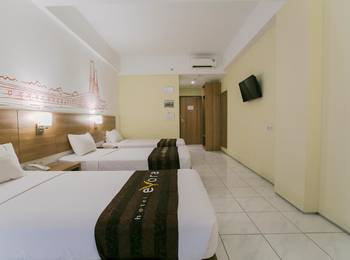 Evora Hotel Surabaya - Family Evora Room Only Regular Plan