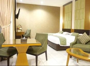 Hotel Gren Alia Jakarta Jakarta - Suite Twin Room Last Minute Deal