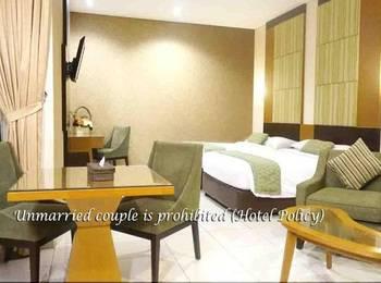 Hotel Gren Alia Prapatan Jakarta - Suite Room Regular Plan
