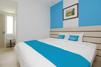 Airy Denpasar Barat Dam Tukad Badung 6 Bali Bali - Standard Double Room Only Special Promo Sep 45