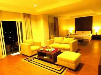 Padjadjaran Suites Hotel Bogor - Royal Suite Room  Regular Plan