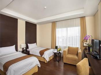 Padjadjaran Suites Hotel Bogor - Superior Twin Bed Room Regular Plan