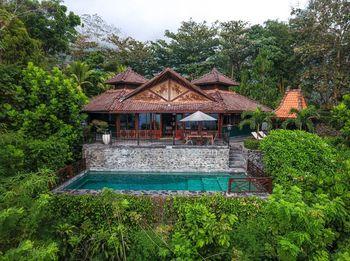 Villa Borobudur Resort Magelang - Villa Diponegoro Regular Plan