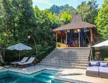 Villa Borobudur Resort Magelang - Villa Menoreh Regular Plan
