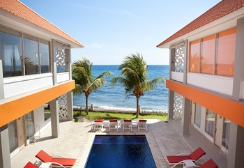 Bondalem Beach Club Bali - Deluxe Double Room in 11 Bedroom Compound 12% diskon non-stop