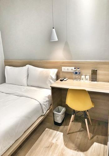 Simple Inn Hotel Wahid Hasyim Jakarta - King Bed Room Regular Plan