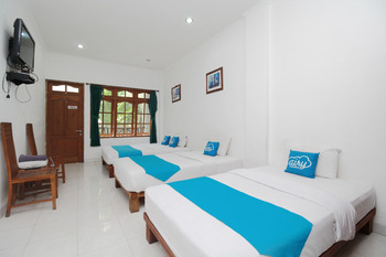 Airy Kartika Plaza Gang Melati 1 Bali - Family Family Room Only Regular Plan