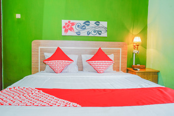 OYO 479 Casa Beach Hotel Belitung - Standard Double Room Regular Plan