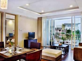 Aston Bogor - Condotel Two Bedroom Regular Plan