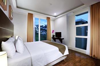 Aston Bogor - Condotel Two Bedroom Pool View Regular Plan