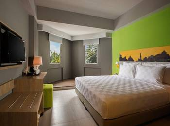 Pesonna Malioboro - Superior Panorama Room with Breakfast Regular Plan