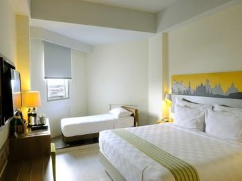 Pesonna Hotel Malioboro Yogyakarta Malioboro - Deluxe Triple Room KETUPAT