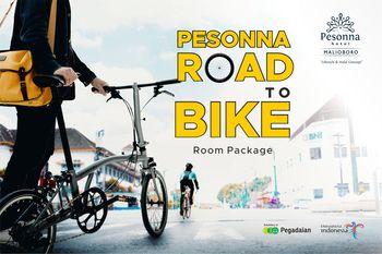 Pesonna Hotel Malioboro Yogyakarta Malioboro - Pesonna Ride to Bike KETUPAT