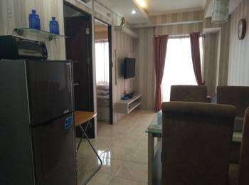 Tamansari Panoramic Bandung - 2 Bedrooms Regular Plan