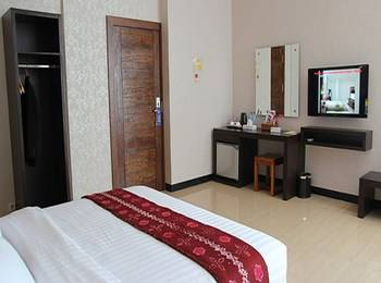 Hotel Rodhita Banjarbaru - Roditha Junior Suite Room Regular Plan