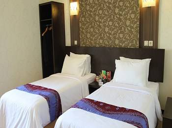 Hotel Rodhita Banjarbaru - Roditha Superior Room Regular Plan
