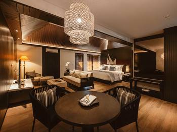 The Vira Hotel Bali - The Jayaprana Suite Last Minute Deal