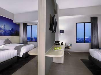 Hotel Neo+ Kebayoran, Jakarta by ASTON Jakarta - NEO room - Room Only Regular Plan