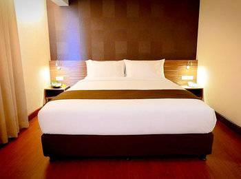 PRIME PARK Hotel Pekanbaru Pekanbaru - Deluxe Room Only Regular Plan