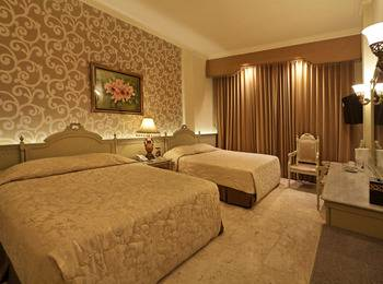Hotel Indah Palace Solo - Boutique Family Room Only Regular Plan