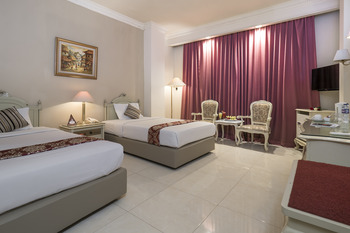 Hotel Indah Palace Solo - Executive Room Only Twin Regular Plan