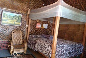 Villa Bambu 1 @Sangkuriang Village Lembang - One Bedroom Villa Regular Plan