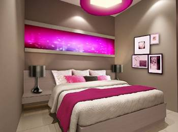 Viva Hotel Kediri By Front One Kediri - Superior Twin Hanya Kamar Regular Plan