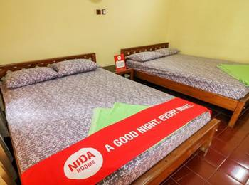 NIDA Rooms South Alun-Alun Kraton 3 Jogja - Double Room Single Occupancy Special Promo