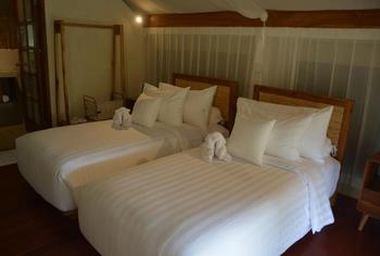 Oak Tree Glamping Resort Malang - Deluxe Glamping Twin Regular Plan