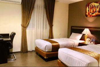 Sulthan Darussalam Hotel Medan - Kamar Standart Regular Plan