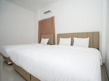 Hotel Barlian Palembang - Suite Triple Regular Plan