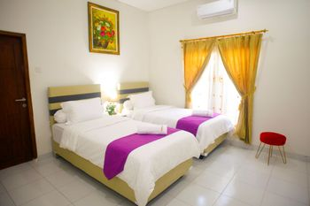 Pavilla Labuan Bajo Manggarai Barat - Superior Twin Bed with Private Kitchen Room Only Non Refund Special Deal